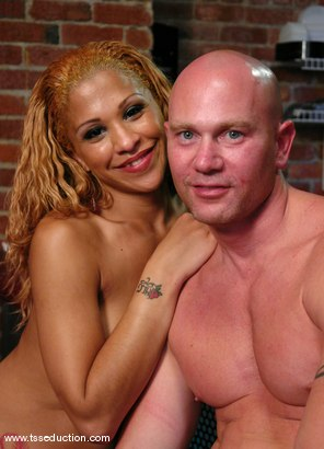 Photo number 15 from Jim and Jessica Host shot for TS Seduction on Kink.com. Featuring Jessica Host and Jim in hardcore BDSM & Fetish porn.