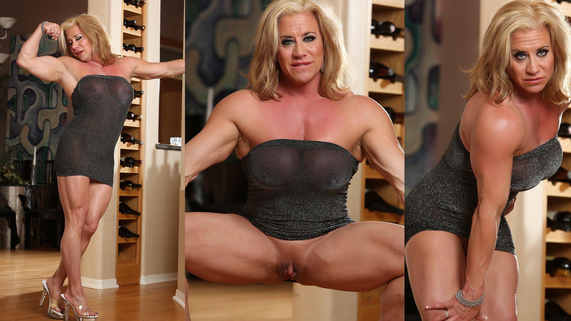 Muscle MILFs Volume 3: Wanda More 3