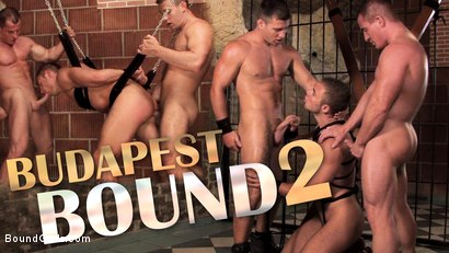 Budapest Bound 2: Never-Before-Seen Fuckfest in Budapest Dungeon