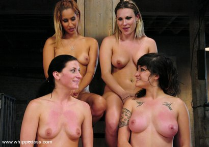 Photo number 15 from Live Show Revisited shot for Whipped Ass on Kink.com. Featuring Harmony, Stacey Stax, Ariel X and Isis Love in hardcore BDSM & Fetish porn.