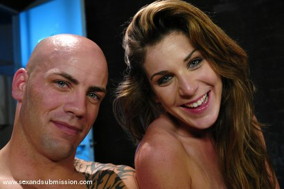 Photo number 15 from Derrick Pierce and Kayla Paige shot for Sex And Submission on Kink.com. Featuring Derrick Pierce and Kayla Paige in hardcore BDSM & Fetish porn.