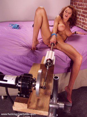 Photo number 2 from Wanda shot for Fucking Machines on Kink.com. Featuring Wanda in hardcore BDSM & Fetish porn.