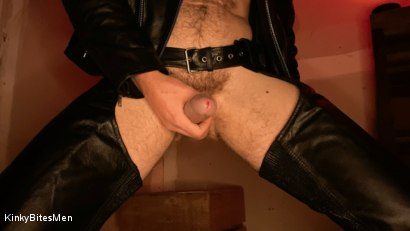 Photo number 14 from Christian Wilde: Daddy's Home shot for Kinky Bites Men on Kink.com. Featuring Christian Wilde in hardcore BDSM & Fetish porn.