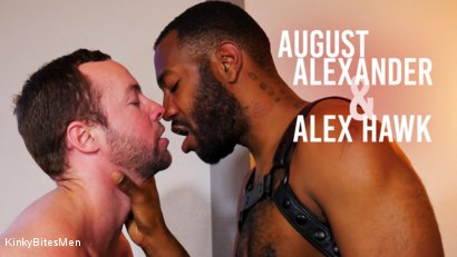 Switching Roles: August Alexander Takes Charge