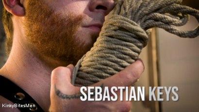 Sebastian Keys: Self Suspension Sexcapade