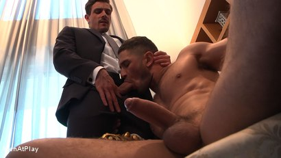 READY TO PLAY: Carter Dane and Dato Foland