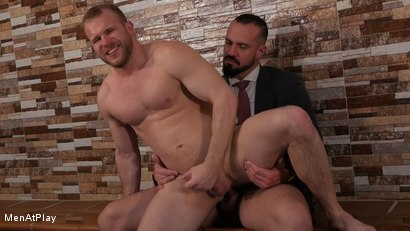MAKE ME WET: Malek Tobias & Andy Onassis