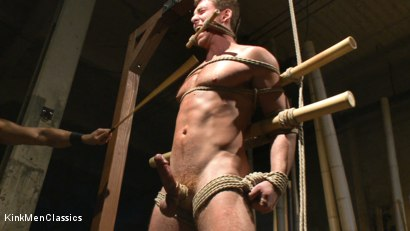 House Dom Connor Maguire's Extreme Torment and Ass Violation