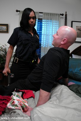 Photo number 3 from Sean Revel and Sexy Jade shot for TS Seduction on Kink.com. Featuring Sexy Jade and Sean Revel in hardcore BDSM & Fetish porn.