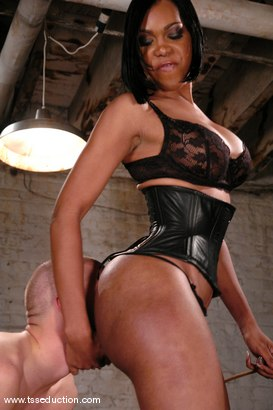Photo number 6 from Sexy Jade and Wolf Hudson shot for TS Seduction on Kink.com. Featuring Sexy Jade and Wolf Hudson in hardcore BDSM & Fetish porn.
