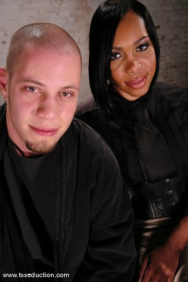 Photo number 1 from Sexy Jade and Wolf Hudson shot for TS Seduction on Kink.com. Featuring Sexy Jade and Wolf Hudson in hardcore BDSM & Fetish porn.