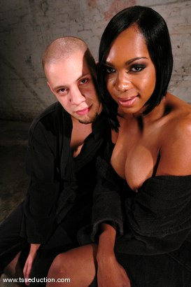 Photo number 15 from Sexy Jade and Wolf Hudson shot for TS Seduction on Kink.com. Featuring Sexy Jade and Wolf Hudson in hardcore BDSM & Fetish porn.