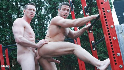 Public Figure: Alex Mecum and Pierce Paris RAW