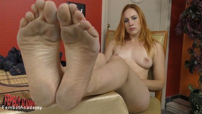 Wifey is Transformed into my Foot and Fuck Slut-Bot