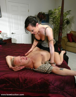 Photo number 1 from Billy and La Cherry Spice shot for TS Seduction on Kink.com. Featuring La Cherry Spice and Billy in hardcore BDSM & Fetish porn.