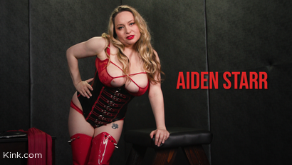 Aiden Starr Berates You For The Pig You Are