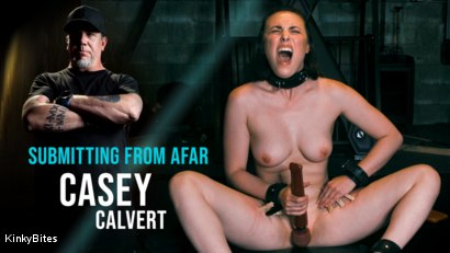 Casey Calvert: Submitting From Afar