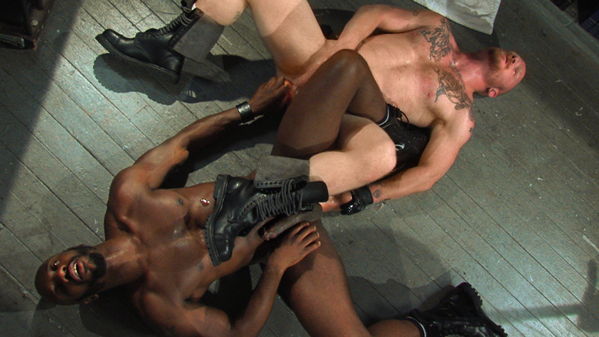 SHOVE IT!: Race Cooper & Brock Rustin