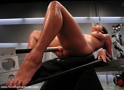 Photo number 10 from Science Fiction Fucking Machines shot for Fucking Machines on Kink.com. Featuring Aliana Love in hardcore BDSM & Fetish porn.