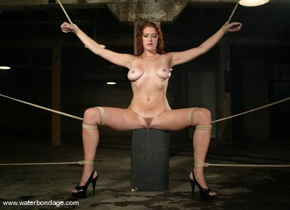 Photo number 8 from Sabrina Fox IS a fox!! shot for Water Bondage on Kink.com. Featuring Sabrina Fox in hardcore BDSM & Fetish porn.
