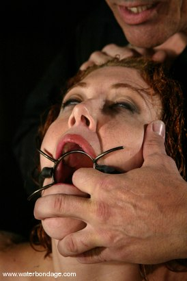 Photo number 9 from Sabrina Fox IS a fox!! shot for Water Bondage on Kink.com. Featuring Sabrina Fox in hardcore BDSM & Fetish porn.