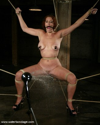 Photo number 10 from Sabrina Fox IS a fox!! shot for Water Bondage on Kink.com. Featuring Sabrina Fox in hardcore BDSM & Fetish porn.