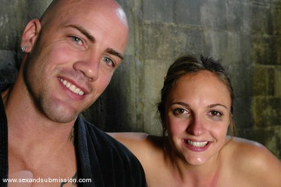 Photo number 15 from Day Dreamer shot for Sex And Submission on Kink.com. Featuring Derrick Pierce and Lexi Love in hardcore BDSM & Fetish porn.