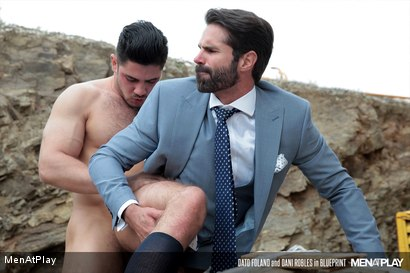 Photo number 26 from BLUEPRINT: Dani Robles and Dato Foland shot for Men At Play on Kink.com. Featuring Dato Foland and Dani Robles in hardcore BDSM & Fetish porn.
