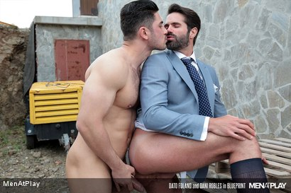 Photo number 28 from BLUEPRINT: Dani Robles and Dato Foland shot for Men At Play on Kink.com. Featuring Dato Foland and Dani Robles in hardcore BDSM & Fetish porn.