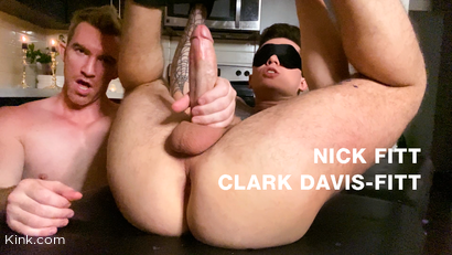 Nick Fitt and Clark Davis-Fitt: Kinky Massage