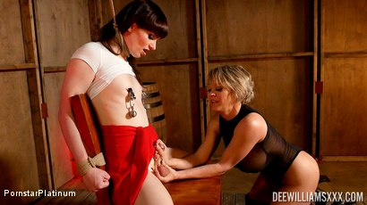 Dee Williams in Bound Up Natalie (Part 1 of 3)