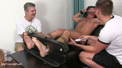 Aiden Hart Tickled Naked