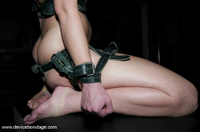 Photo number 5 from Fragments IV shot for Device Bondage on Kink.com. Featuring Kelly Wells in hardcore BDSM & Fetish porn.