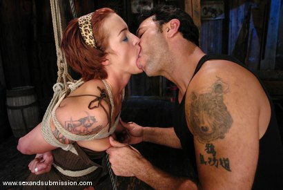 Photo number 8 from Return of Sara Faye shot for Sex And Submission on Kink.com. Featuring Steven St. Croix and Sara Faye in hardcore BDSM & Fetish porn.