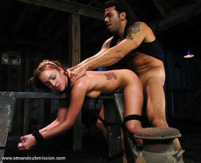 Photo number 9 from Return of Sara Faye shot for Sex And Submission on Kink.com. Featuring Steven St. Croix and Sara Faye in hardcore BDSM & Fetish porn.