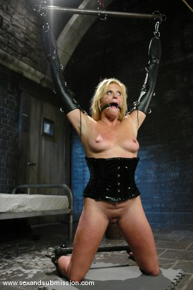 The Submission of Ginger Lynn