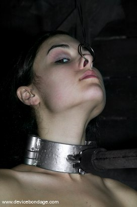 Photo number 13 from Fragments III shot for Device Bondage on Kink.com. Featuring Sasha Grey in hardcore BDSM & Fetish porn.