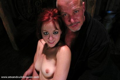 Photo number 15 from Trinity is amazing in first time boy/girl bondage sex. shot for Sex And Submission on Kink.com. Featuring Mark Davis and Trinity Post in hardcore BDSM & Fetish porn.