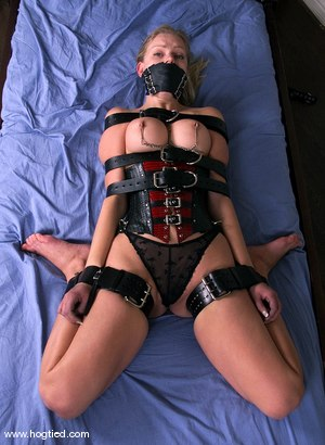 Photo number 9 from Rhannion shot for Hogtied on Kink.com. Featuring Rhannion in hardcore BDSM & Fetish porn.