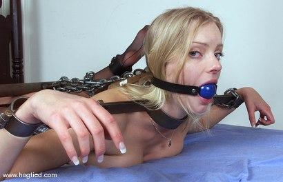Photo number 15 from Rhannion shot for Hogtied on Kink.com. Featuring Rhannion in hardcore BDSM & Fetish porn.