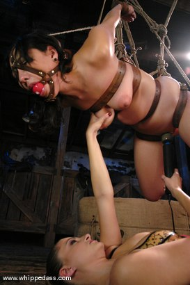 Photo number 6 from LeiLani shot for Whipped Ass on Kink.com. Featuring Nikki Nievez and LieLani in hardcore BDSM & Fetish porn.