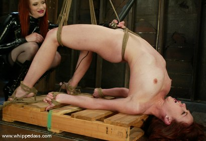 Photo number 5 from Trinity Post and Claire Adams shot for Whipped Ass on Kink.com. Featuring Claire Adams and Trinity Post in hardcore BDSM & Fetish porn.