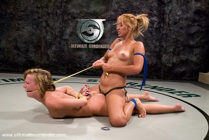 Photo number 15 from The Goddess(13-7) Ranked 3rd<br>The Druid(0-0) Not Ranked shot for Ultimate Surrender on Kink.com. Featuring Holly Wellin and Isis Love in hardcore BDSM & Fetish porn.