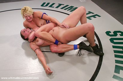 Photo number 14 from Season 5 Opener:<br>Vendetta(11-3) Ranked 1st<br>The Succubus(0-0) Not Ranked shot for Ultimate Surrender on Kink.com. Featuring Vendetta and Delilah Strong in hardcore BDSM & Fetish porn.