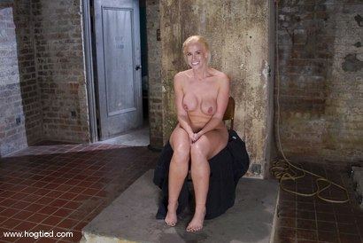 Photo number 15 from The Ultimate MILF! <br>Kylie Worthy is back with her HUGE nipples, and beautiful face.<br> shot for Hogtied on Kink.com. Featuring Kylie Worthy in hardcore BDSM & Fetish porn.