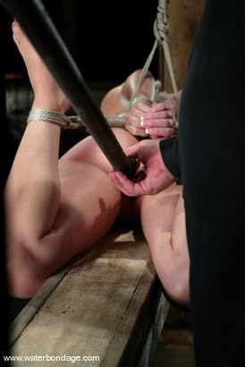 Photo number 12 from Alexa Von Tess shot for Water Bondage on Kink.com. Featuring Alexa Von Tess in hardcore BDSM & Fetish porn.