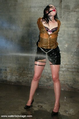 Photo number 3 from Alexa Von Tess shot for Water Bondage on Kink.com. Featuring Alexa Von Tess in hardcore BDSM & Fetish porn.