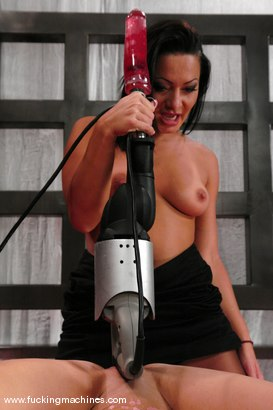 Photo number 5 from Sandra Romain machines Areil X shot for Fucking Machines on Kink.com. Featuring Sandra Romain and Ariel X in hardcore BDSM & Fetish porn.
