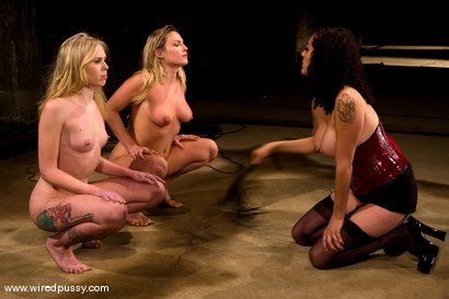 Photo number 15 from COLLECTION: Part 4 shot for Wired Pussy on Kink.com. Featuring Sarah Jane Ceylon and Harmony in hardcore BDSM & Fetish porn.
