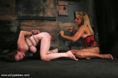Photo number 14 from Berlin Submits shot for Whipped Ass on Kink.com. Featuring Mz Berlin and Isis Love in hardcore BDSM & Fetish porn.